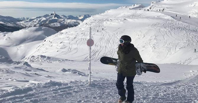 Ski & Snowboard Warm-up image